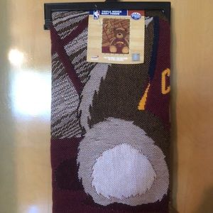Other - Cleveland Cavs Baby Blanket